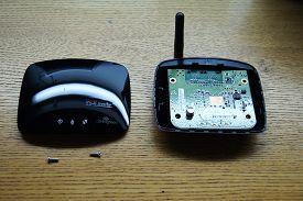 D-LINK DAP-1155. Переделка на сменную антенну.
