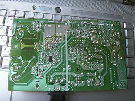Ремонт монитора LG L196WTQ-BF