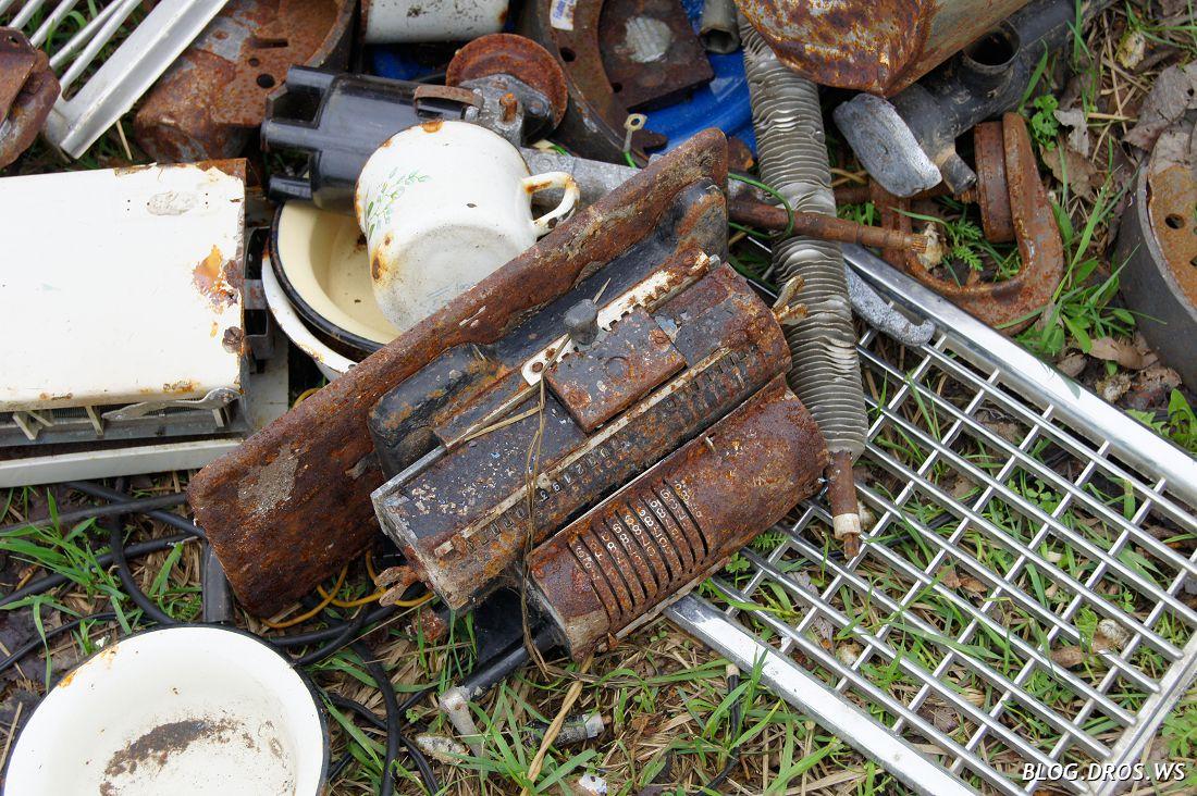 Феликса выкинули с бытовым мусором