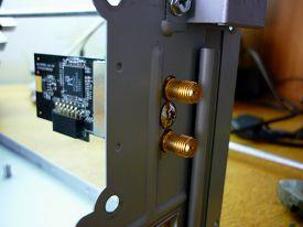 Установка AzureWave AW-NA830 внутрь корпуса