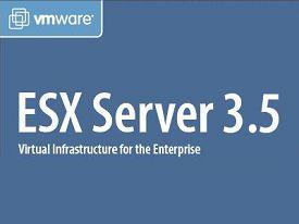 Установка VMWare ESX 3.5 на IDE винт